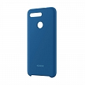 Чехол Honor Silicon Case для Honor View 20 Blue 51992808